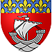 Shield of the city of Paris