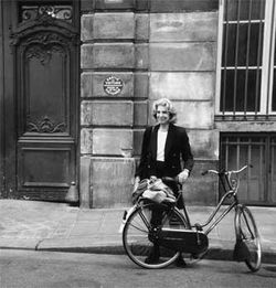 PollyPlattWithBicycle