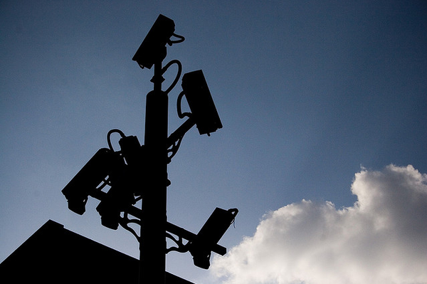 fictional research about cctv cameras