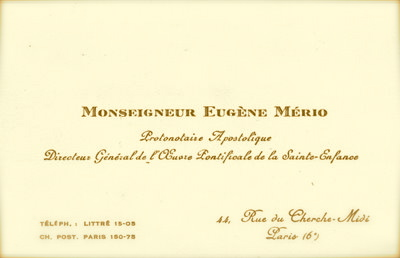 French-visiting-card