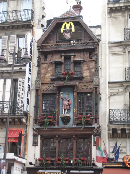 Paris McDo