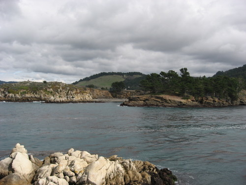 Point Lobos, Whalers' Cove and Mission