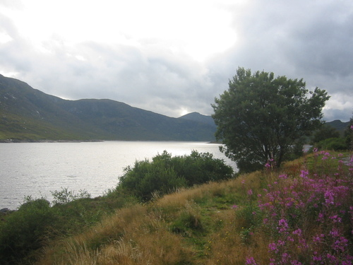 Loch Ness, looking southwest