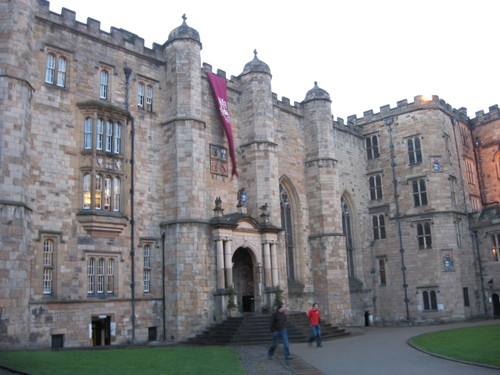 Durham Castle. Housing for lucky first-year students