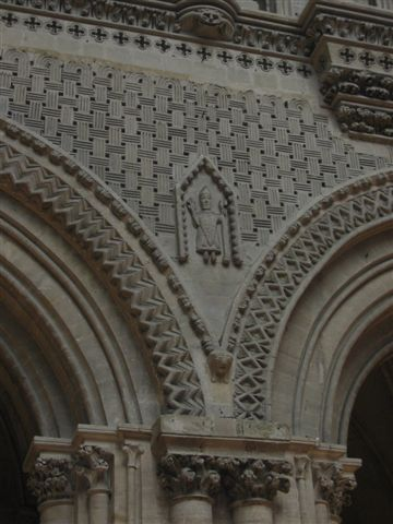 Bishop, Bayeux Cathedral