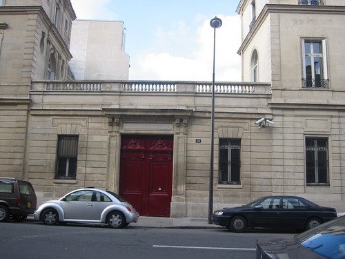 Headquarters of the French Socialist Party
