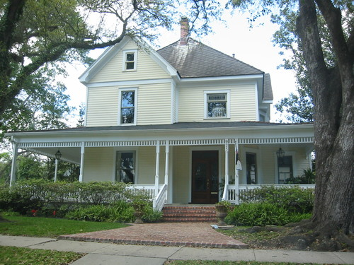 Charpentier District, Lake Charles, Louisiana, house 2