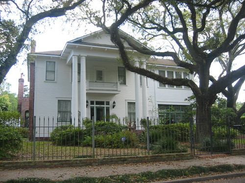 Charpentier District, Lake Charles, Louisiana, house 4