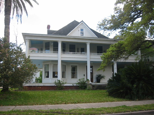 Charpentier District, Lake Charles, Louisiana, house 7