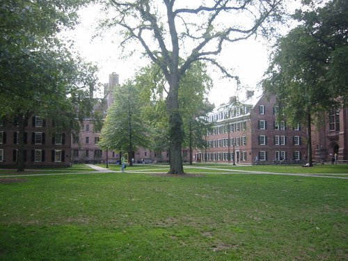 Yale University, oldest buildings