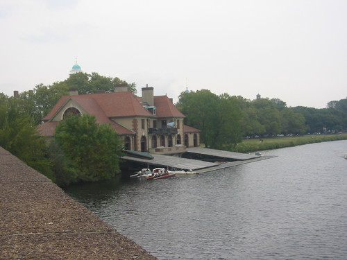 Harvard Boathouse
