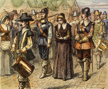 Quaker_mary_dyer_led_to_execution
